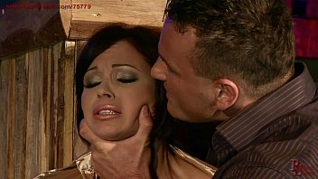 Faithless wife, Szilvya Lauren, in trouble.