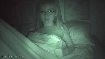 Cute busty asian teen ex gf on nightvision