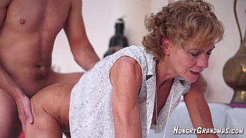 Sensual 72yo Hairy Granny Madie Mccrea 9 min