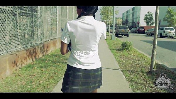 young ebony school girl gets fuck really hard @ whoaboyz.com 4 min