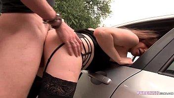 PURE XXX FILMS A blowjob for a speeding ticket