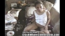 Crack Whore Val Watch Her Crack Attack Tells Her Story to Cracker Jack