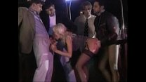 Very Beautiful Busty Blonde Gangbang Anal DP, Dutch German MILF Helen Duval