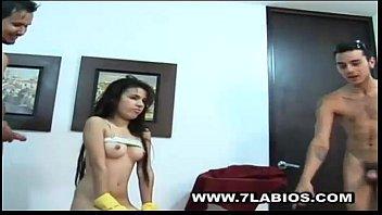 b. iniciacion de actriz colombiana