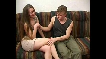 Mila 02 - russian mom and young boy