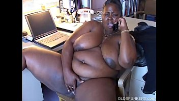 Sexy black BBW phonesex