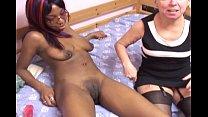 mature mom and ebony teenager sex