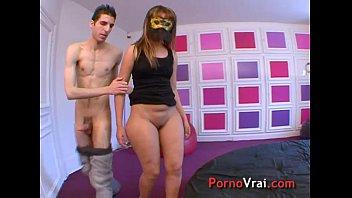 Beurette sodomie orgasm Elle jouie !! French amateur