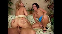 Threesome Time For Czech Girls