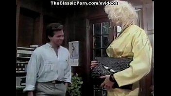 Chanel Price, Peter North in famous classic porn star Peter North cumshot scene