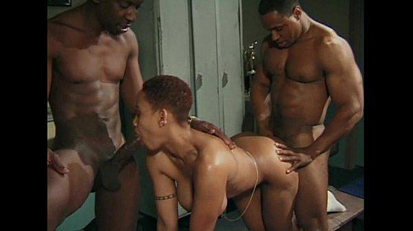 Metro - Black Carnal Coeds 02 - scene 5