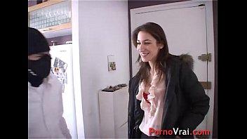 Etudiante super salope baise avec 2 inconnus !! French amateur