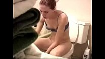 Camera cachee dans les toilettes