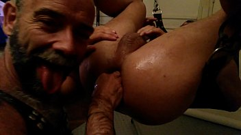 Fisting and sucking prolapse 2015-03-16