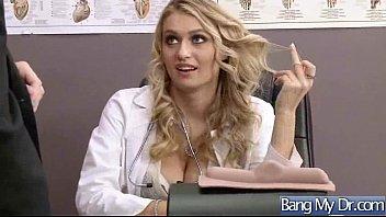 Hot Sex Scene Action Between Doctor And Patient clip-18