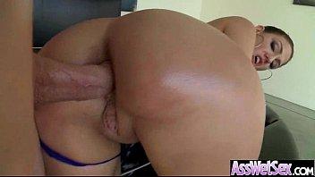 Hard Deep Anal Sex With Huge Butt Girl video-13
