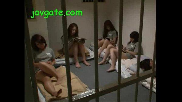 JAVGATE.COM japanese secret women 039 s prison part 6 face sit the guard