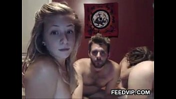Horny Friends Doing A Fourway