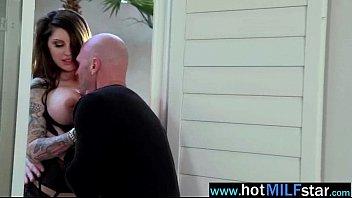 Mature Hot Wife (darling danika) Ride Big Cock As A Star movie-10
