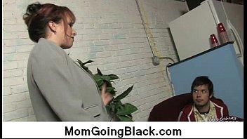 Hot mom going black big cock 18