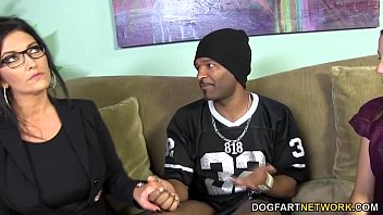 Summer Rae and Sammy Rae shares a huge black dick