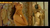 Reshma Bath in White Panty 4 min