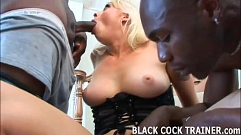 You need a big dose a hard black cock