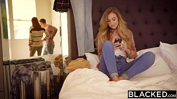 BLACKED First Interracial For Beautiful Lyra Louvel