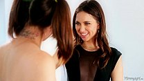 Nickey Huntsman and Riley Reid at Girlsway