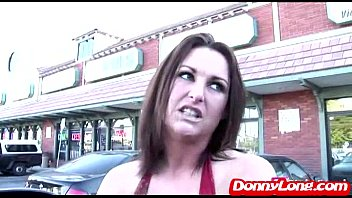 Donny Long tag teams milf mom and gives her facial