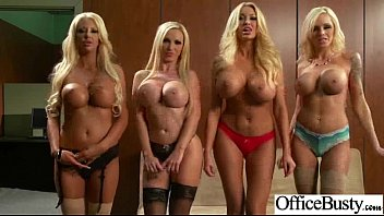 Bigtits Girl (courtney nikki nina summer) Get Hard Style Nailed In Office vid-12