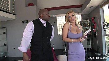 Shyla Stylez Takes A Big Cock