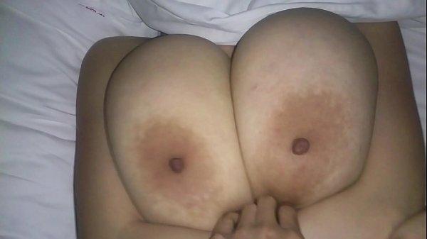 Bouncing big boobs during fuck - boobslivecam.com