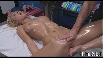 Massage fake penis