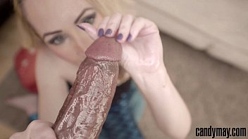 Candy May - Intense and sensual POV handjob 7 min