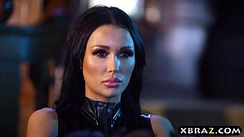 Xmen parody video with Magneto fucking big tits Psylocke