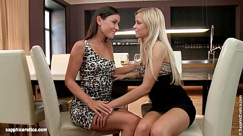 Lesbians In Vogue - by Sapphic Erotica lesbian sex with Lila Iwia