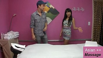 2 Asian Girls 1 Man Erotic Nude Massage