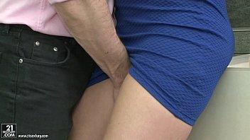 Carla Crouz riding a dick
