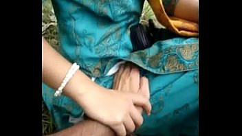 Touching an College Girl,