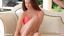 Check my dress by Sapphic Erotica - lesbian love porn with Capri Anderson - Ange