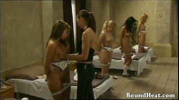 Naughty Lesbian Slave School