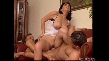 dupla penetração vaginal