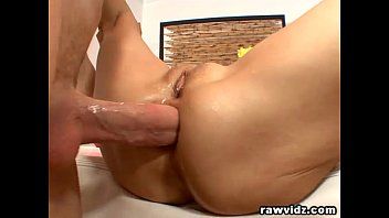 Naughty Teen Gets Her Tight Ass Gaped 1st Time