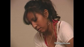 NDNgirls.com native american indian teen blowjob ft. Raina