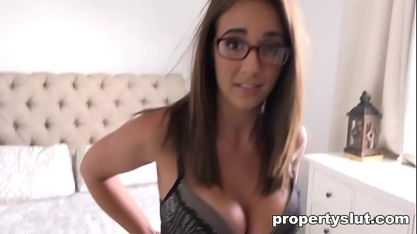 Propertyslut- Realestate Agent gets fucked hard