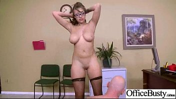 (cassidy banks) Big Tits Sluty Office Girl In Hardcore Sex Scene mov-09