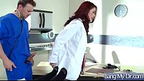 Hard Intercorse With (monique alexander) Hot Patient And Dirty Mind Doctor clip-22