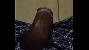 Masturbating and bustin a nut