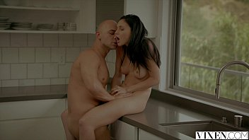 VIXEN Tenant Ariana Marie Fucked In Her Ass By Landlord
